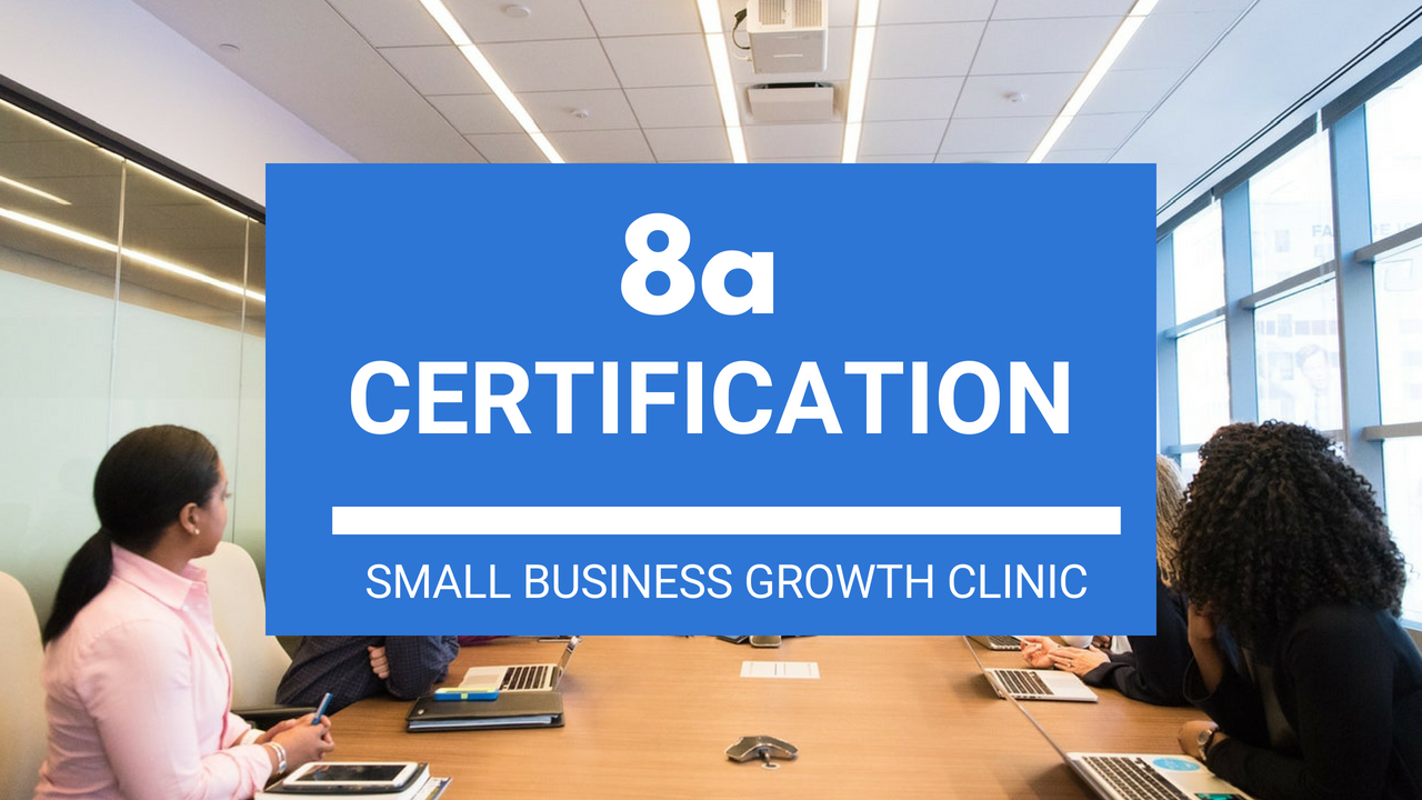 8a Certification Clinic